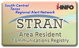 South Central Texas Regional Alert Network