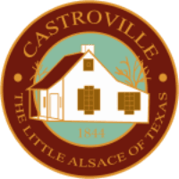 Castroville city seal